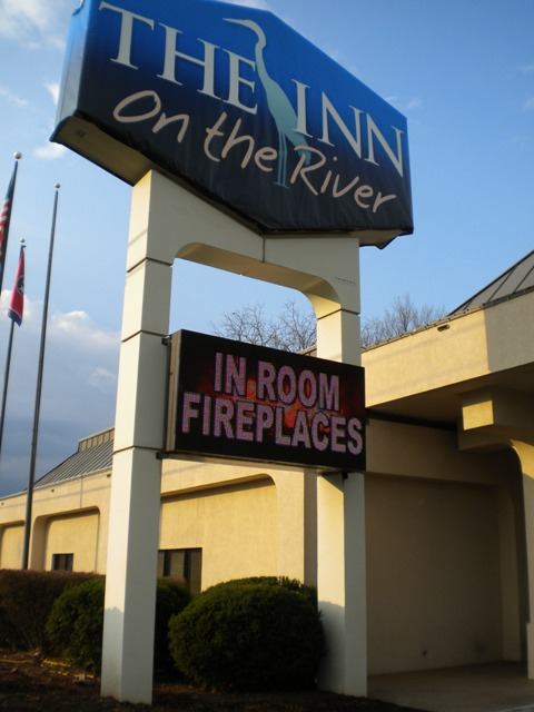 The Inn on the River in Pigeon Forge