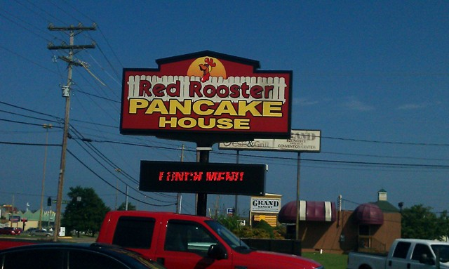 Red Rooster Pancake House