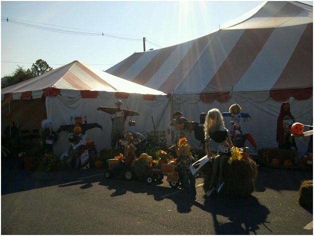 Rotary Club Craft Festival 2012