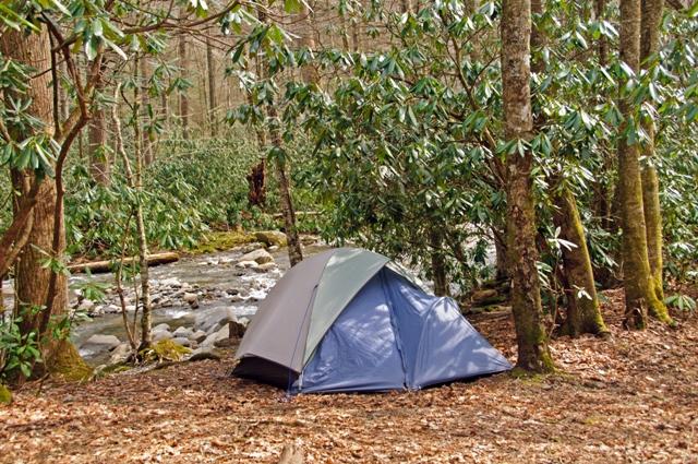 Smoky Mountain Campsite
