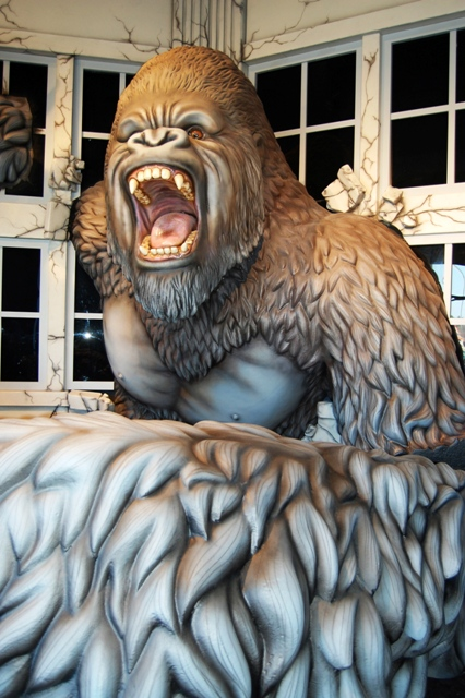 Hollywood Wax Museum's King Kong