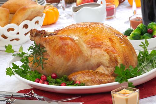 Smoky Mountain Thanksgiving Dinner