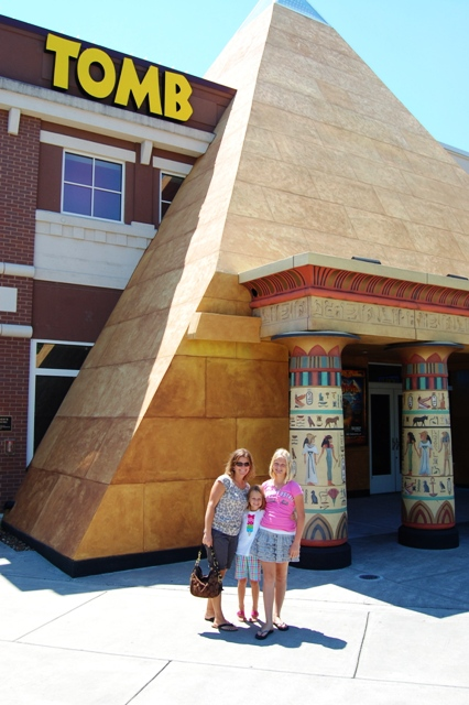 The Tomb in Pigeon Forge