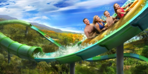 Dollywood's Splash Country set to open first water coaster