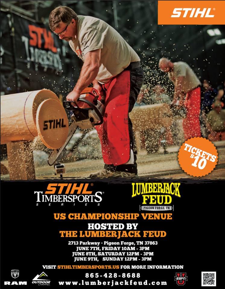 Lumberjack National Championship