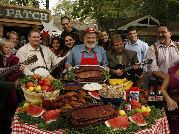 Dollywood Barbecue & Bluegrass