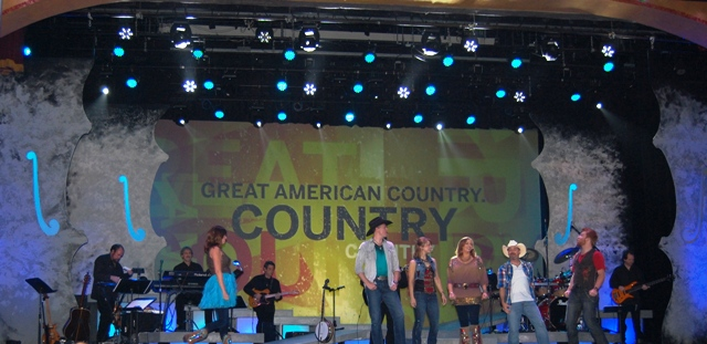 Great American Country Show at Dollywood