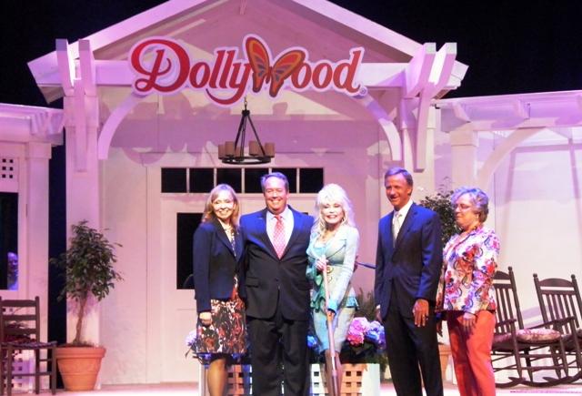 Dollywood $300 Million Announcement