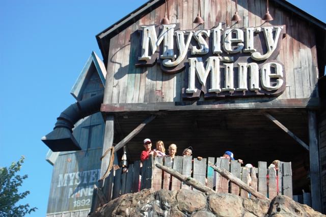 Dollywood's Mystery Mine