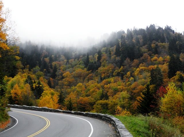 Smoky Mountains Scenic Drives Find Tennessee Scenic Drives