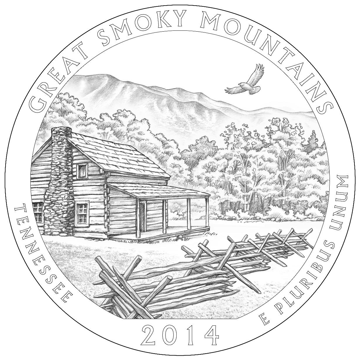 Smokies News: Smoky Mountains U.S. Quarter Released