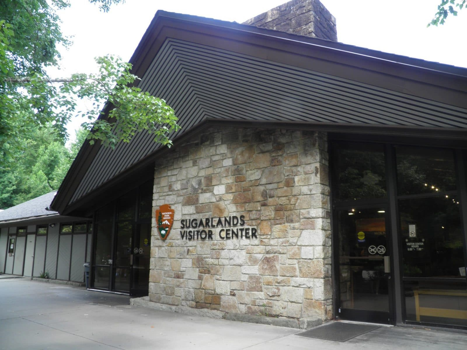Sugarlands Visitor Center | Great Smoky Mountains National Park