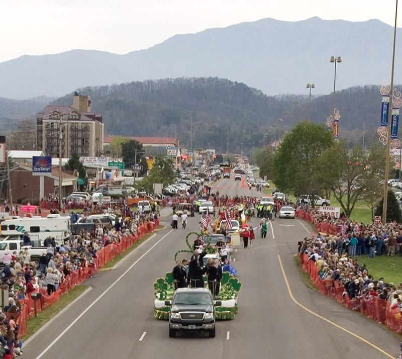 Dolly Parade 4-24-2014