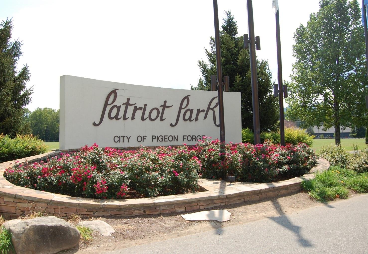 Patriot Park 4-2-2015