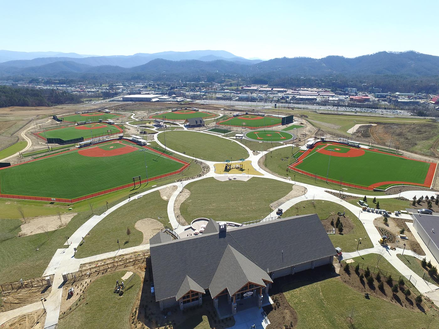 march events in pigeon forge