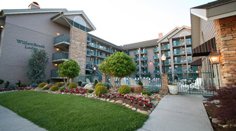 Accommodations by Willow Brook Lodge - Pigeon Forge, TN