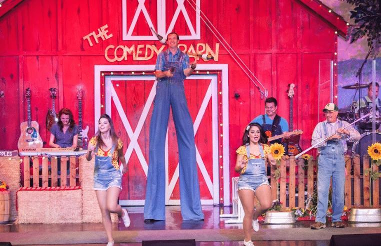 Comedy Barn