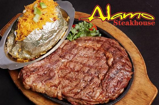 Alamo Steak