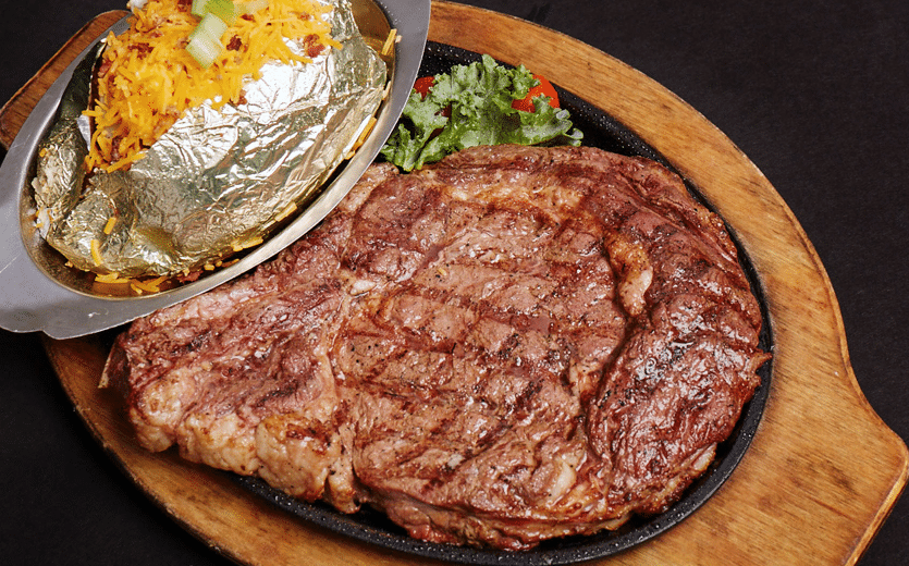 Alamo Steakhouse - Steak