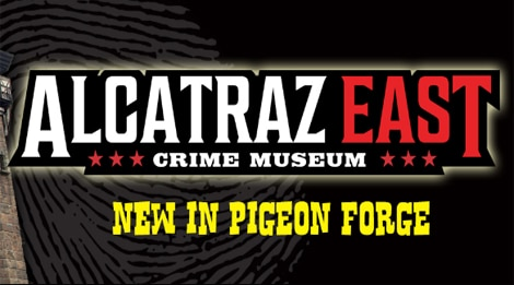 Alcatraz East Pigeon Forge TN