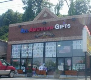 All American Gifts and Souvenirs