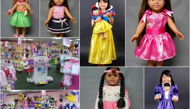 American Doll Clothing