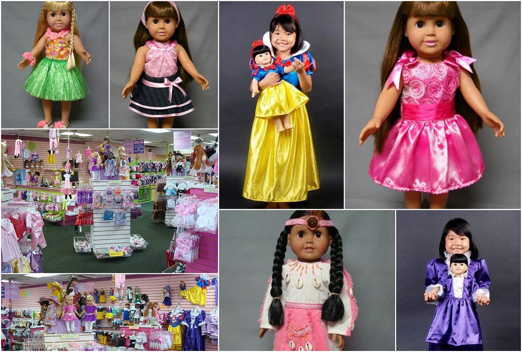 American Doll Clothing - Pigeon Forge TN