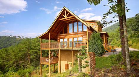 Natural Retreats Great Smoky Mountains - Pigeon Forge