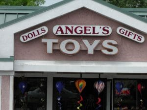 Angels Dolls Toys Gifts - Pigeon Forge TN