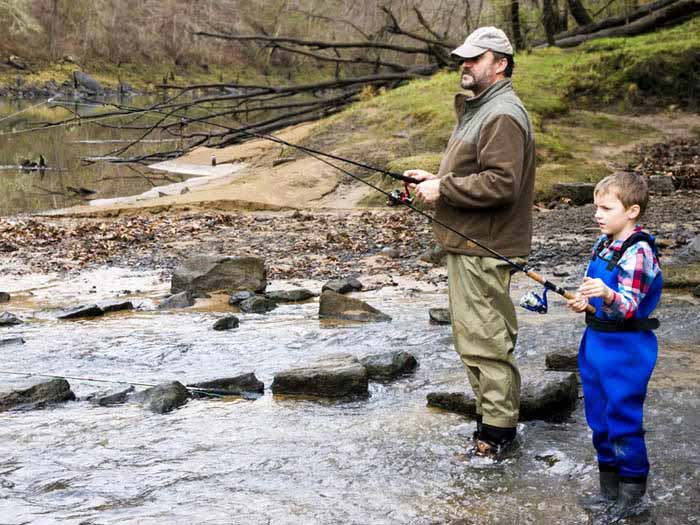 Spring Smoky Mountain Trout Tournament