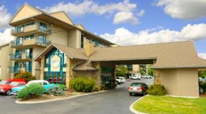 Arbors at The Island Landing Hotel & Suites - Pigeon Forge TN