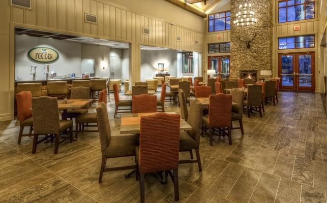 Black Fox Lodge - Dining