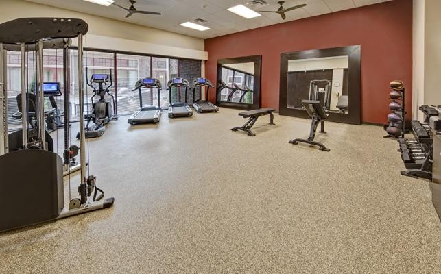 Black Fox Lodge - Fitness Center