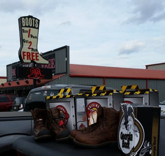 Boot Factory Outlet Pigeon Forge Tn