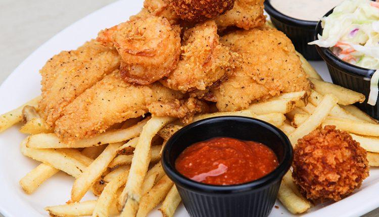 Bullfish – Fish Chips