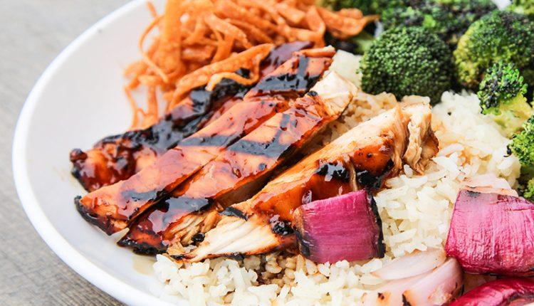 Bullfish – Grilled Chicken
