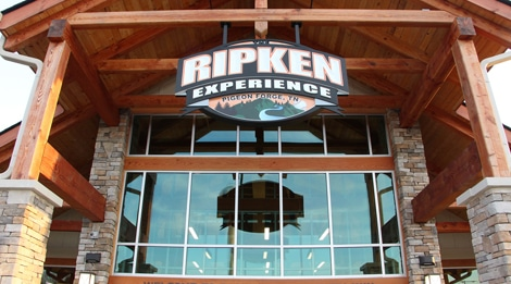 Ripken Experience Pigeon Forge Tn