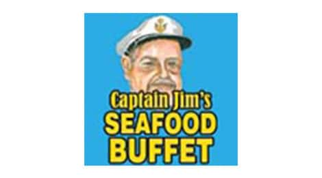 eat at captain jim s seafood buffet in pigeon forge