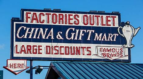 China and Gift Mart