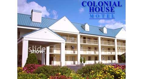 Colonial House Motel main