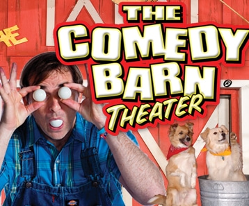 Comedy Barn Theater In Pigeon Forge Tn