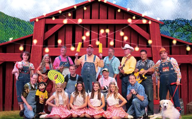 Comedy Barn Theater - Cast