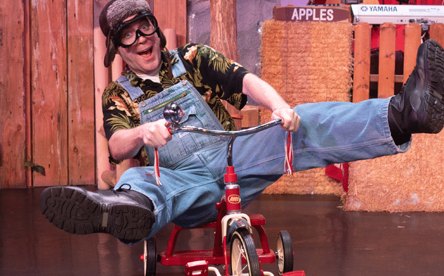 Comedy Barn - Tricycle