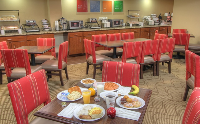 Comfort Inn and Suites Dollywood Lane Dining