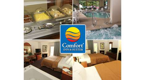 Comfort Inn and Suites at Dollywood Lane main