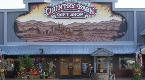 Country Barn Gift Shop
