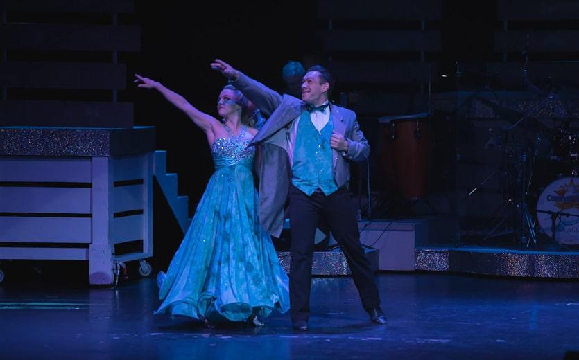 Country Tonite Theatre - Elegant Dancers