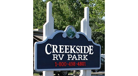 Creekside RV Park Main