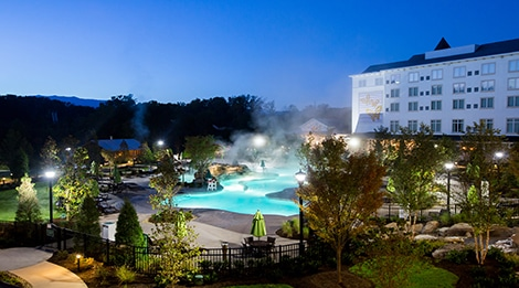 Dollywood's Dreammore Resort and Spa - Pigeon Forge