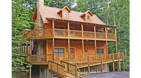 Pigeon Forge Cabins - Great Rates on Cabins & Chalets in Pigeon Forge